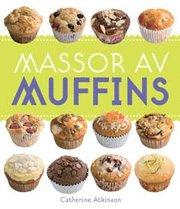 Massor av muffins (inbunden)