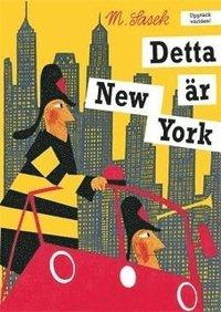 Detta är New York (inbunden)