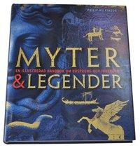 Myter & legender (inbunden)