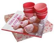 Mina rosa cupcakes