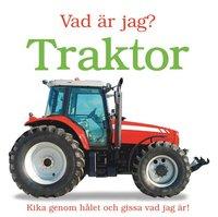 Vad �r jag? : traktor (kartonnage)