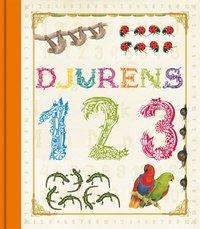 Djurens 123 (inbunden)