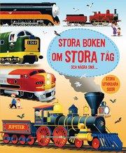 Stora boken om stora tåg