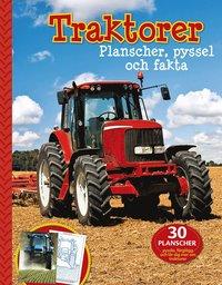 Traktorer : planscher, pyssel och fakta (h�ftad)