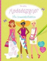 Modedesigner : min sommarkollektion