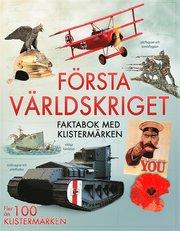 Första världskriget : faktabok med klistermärken