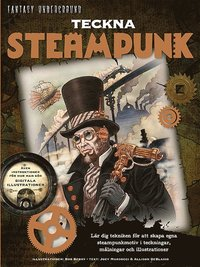 Teckna steampunk (h�ftad)