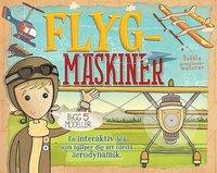 Flygmaskiner : bygg 5 modeller (h�ftad)
