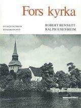 S�dermanland V:1 : Eskilstuna-Fors kyrka (inbunden)