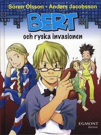 Bert och ryska invasionen (kartonnage)
