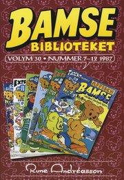 Bamsebiblioteket. Vol 30 Nummer 7-12 1987