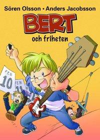 Bert och friheten (kartonnage)