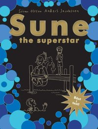 Sune : the superstar! (kartonnage)