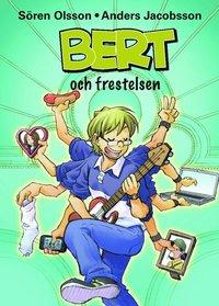 Bert och frestelsen (kartonnage)
