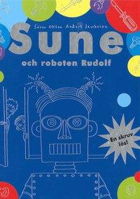 Sune och roboten Rudolf (kartonnage)