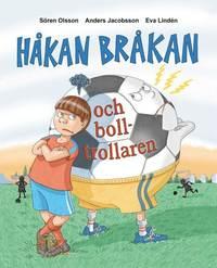 H�kan Br�kan och bolltrollaren (kartonnage)