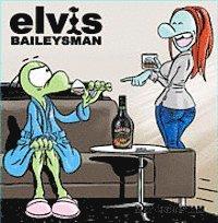 Elvis : Baileysman (häftad)