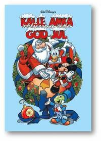 Kalle Anka och hans v�nner �nskar God Jul (h�ftad)