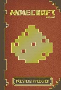 Minecraft : R�dstenshandboken (inbunden)