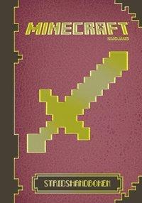 Minecraft : Stridshandboken (inbunden)