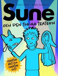 Sune och den tokiga teatern (kartonnage)