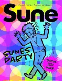 Sunes Party (kartonnage)