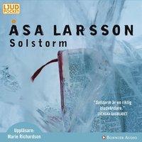 Solstorm (ljudbok)