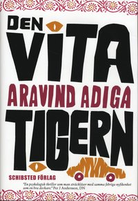 Den vita tigern (pocket)