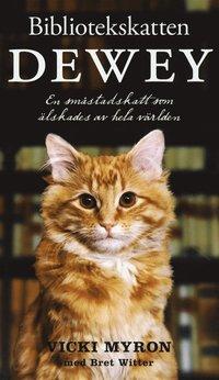 Bibliotekskatten Dewey (inbunden)