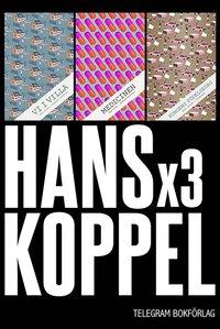 Hans Koppel x3 (pocket)