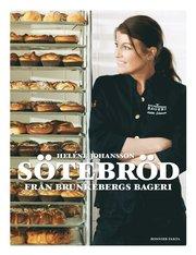 Bokomslag Sötebröd från Brunkebergs bageri (inbunden)
