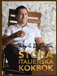 Paolo Robertos stora italienska kokbok (kartonnage)