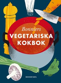 Bonniers vegetariska kokbok (inbunden)