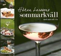 Sommarkv�ll med mat och vin (inbunden)