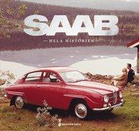 SAAB : hela historien (inbunden)