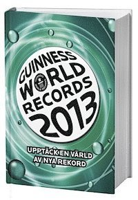 Guinness World Records 2013 (inbunden)
