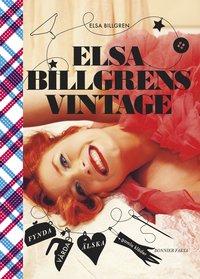 Elsa Billgrens Vintage (inbunden)