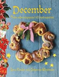 December : fr�n adventspyssel till ny�rspartaj (h�ftad)