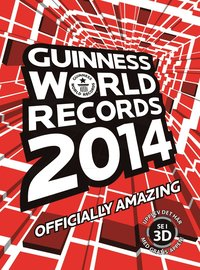 Guinness World Records 2014 (inbunden)