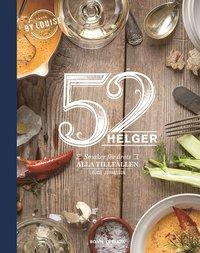 Bokomslag 52 helger: Årets alla helger på ett fat (inbunden)