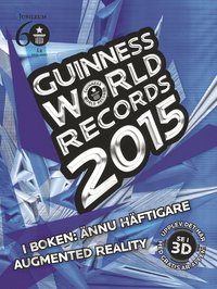 Guinness World Records 2015 (kartonnage)