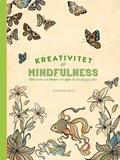 Kreativitet och mindfulness - 100 bilder p� v�xter och djur att f�rgl�gga sj�lv