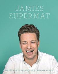 Jamies supermat (inbunden)