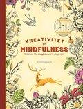 Kreativitet och mindfulness : 100 bilder fr�n tr�dg�rden att f�rgl�gga sj�lv