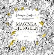 Magiska djungeln – ett tecknat äventyr att färglägga själv