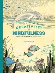Kreativitet och mindfulness – 24 kort från vattenriket att färglägga och skicka : 24 kort från vattenriket att färglägga och skicka