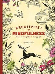 Kreativitet och mindfulness – 24 kort från trädgården att färglägga och skicka