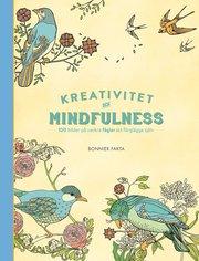Kreativitet och mindfulness – 100 bilder på fåglar att färglägga själv