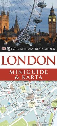 London: Miniguide & karta (h�ftad)