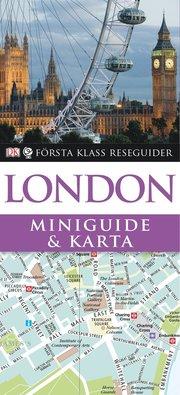 London : miniguide & karta